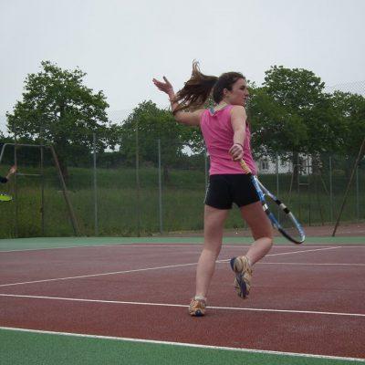 Réserver un Court de Tennis