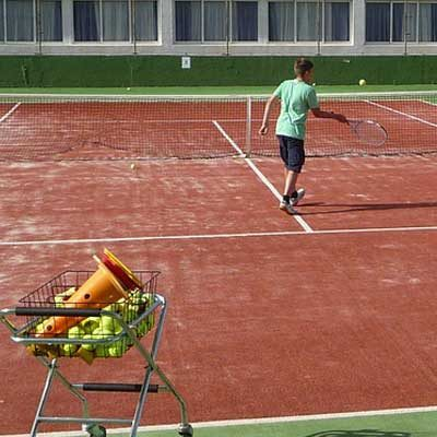 Section Cours de Tennis