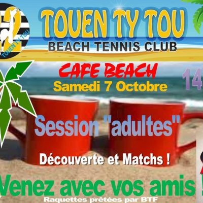 BeachTennis Café