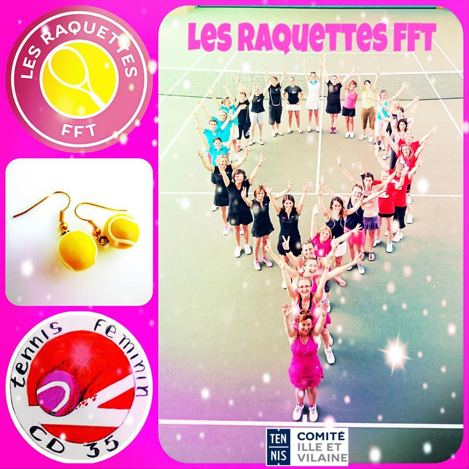 competition tennis les raquettes
